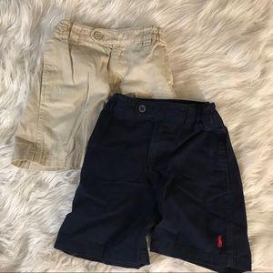 Boys Ralph Lauren Shorts Bundle Size 5